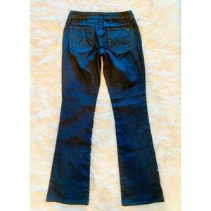 JOES JEANS Honey Fit Blue Coated Bootcut J…